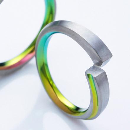 札幌結婚指輪kreisクライスの指輪は世界でひとつ