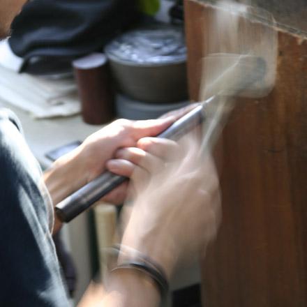 札幌結婚指輪kreisクライスの指輪は鍛造製法
