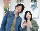 札幌結婚指輪kreisクライスのお客様