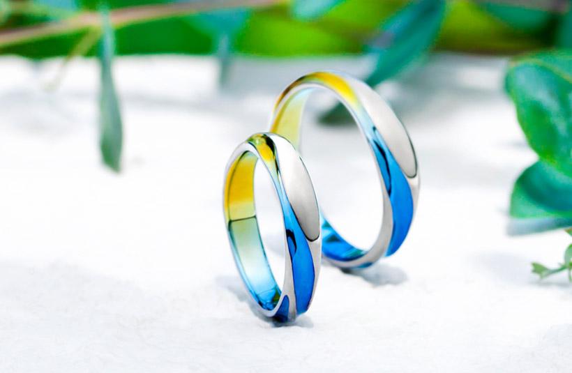 札幌クライスの結婚指輪GANGA/ガンガ