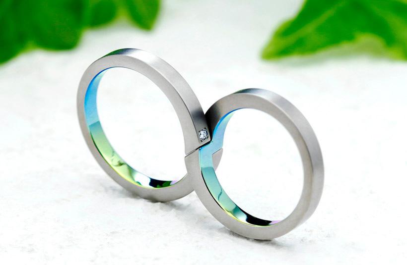 札幌クライスの結婚指輪INFINITE TRACK /インフィニットトラック