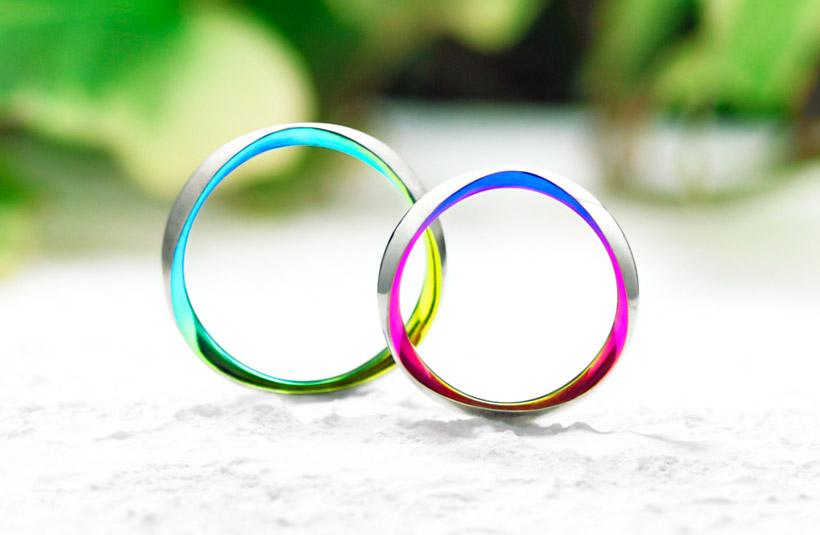 札幌クライスの結婚指輪TORIOLET/トリオレ