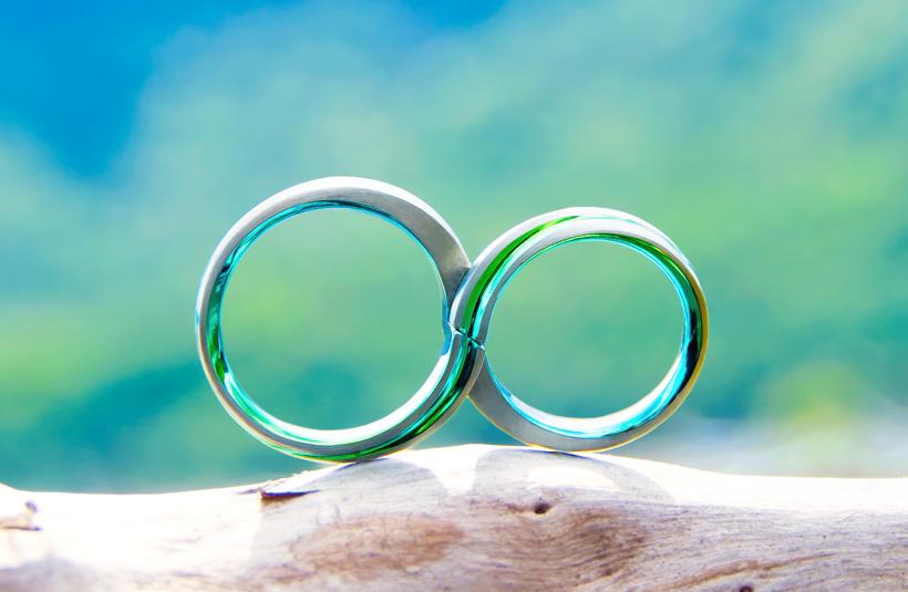 札幌クライスの結婚指輪LEMNISCATE/レムニスケート