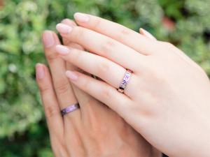 札幌結婚指輪クライス SORA舞桜