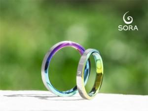 札幌結婚指輪クライス SORAスロープ