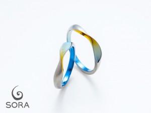 札幌結婚指輪クライス SORAオルトゥス