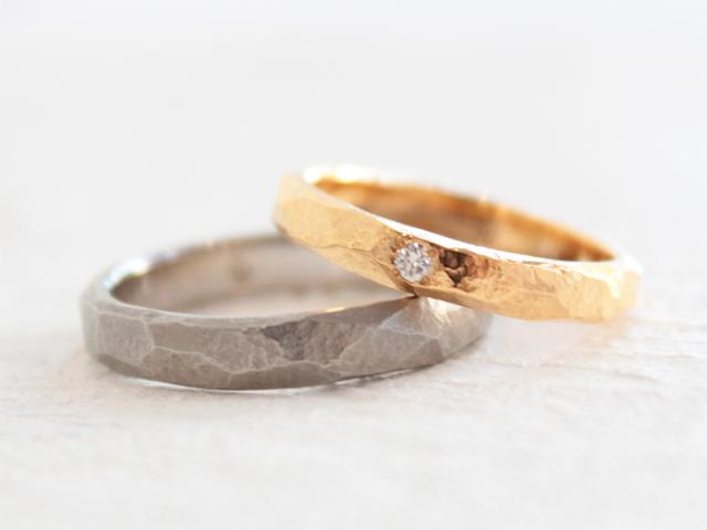 札幌結婚指輪クライス SORAウル