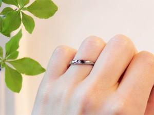 札幌結婚指輪クライス SORAカラ