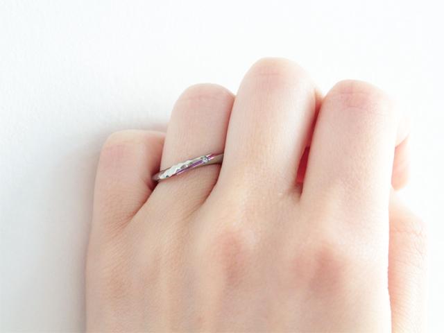札幌結婚指輪クライス SORAコントレイル