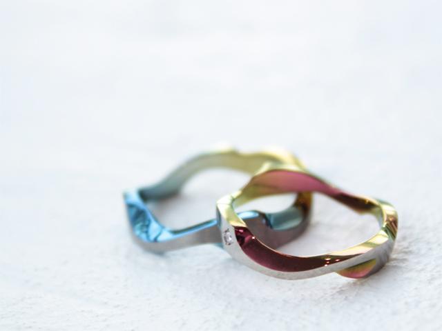 札幌結婚指輪クライス SORAフィヨルド