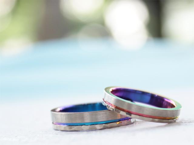 札幌結婚指輪クライス SORAホライズン