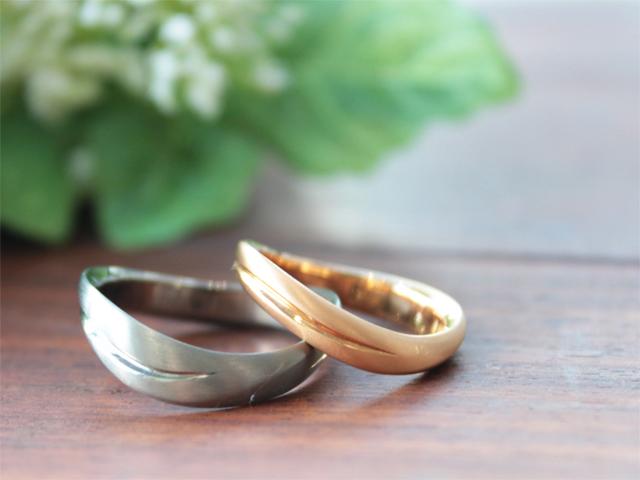 札幌結婚指輪クライス SORAブリーズ
