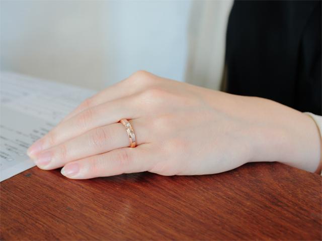 結婚指輪クライス CHRISTIANBAUER