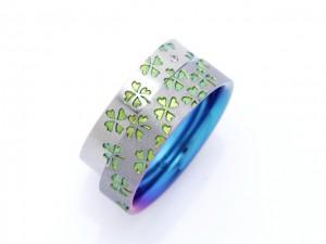 結婚指輪クライス オーダー例2