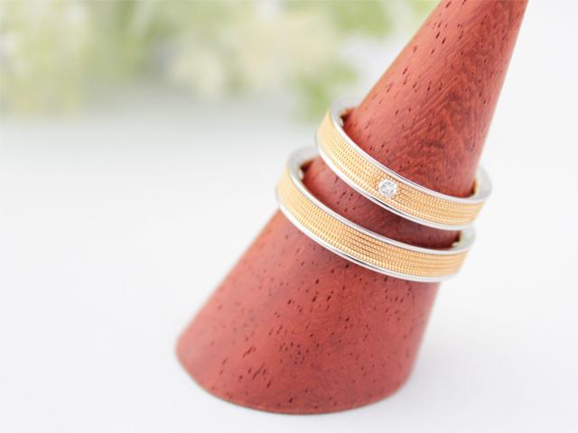 札幌結婚指輪クライス クリスチャンバウアーフェア