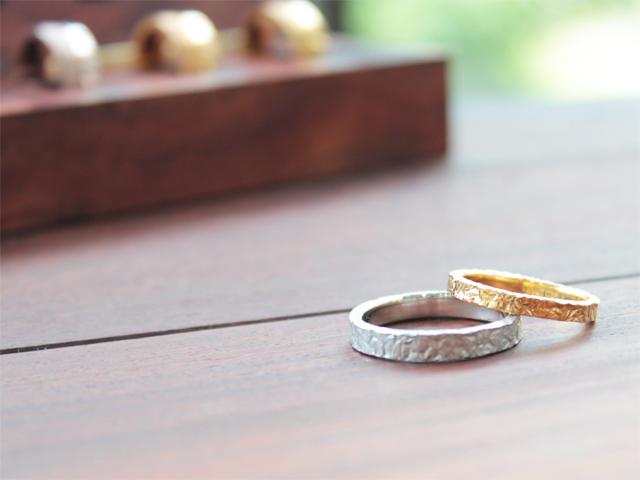 札幌結婚指輪クライス SORAチューリング