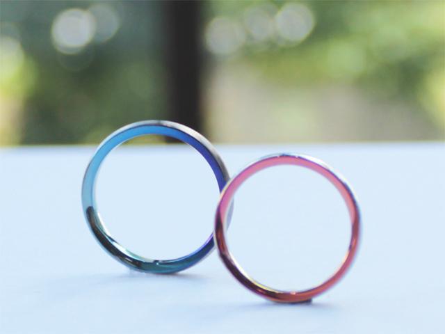 札幌結婚指輪クライス SORAヌーボラ