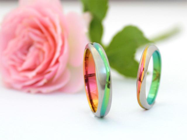 札幌結婚指輪クライス SORAクリーク