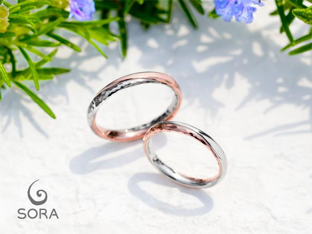 札幌円山結婚指輪 トワイン
